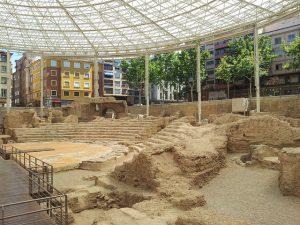 Zaragoza-Ole-Souvenirs.-Teatro-romano