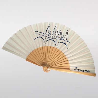 FANS HAND PAINTED