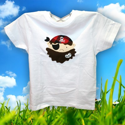 HANDMADE SHIRT PIRATE Baturro