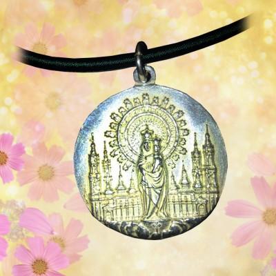 Medalla de la Virgen del Pilar