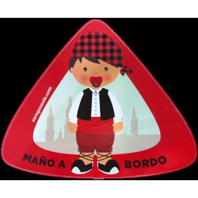 """Maño"" on board"