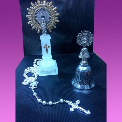 Pack del devoto - regalo para personas devotas de la Virgen
