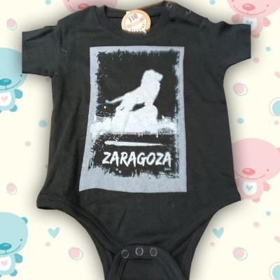 Regalo para Bebé, Body con León de Zaragoza