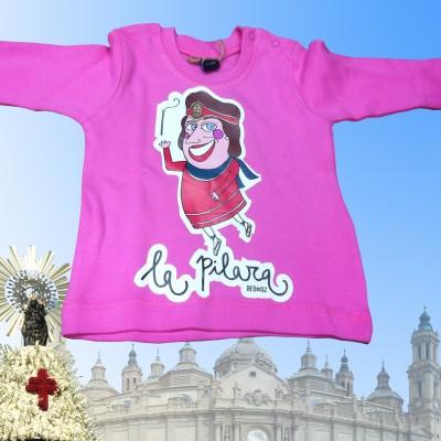 Camiseta de la Pilara