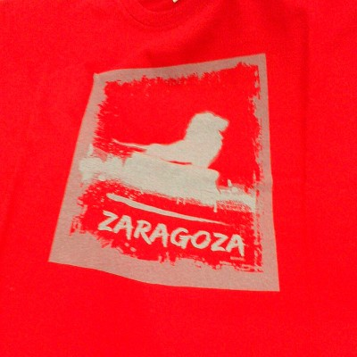 Zaragoza Lion shirt