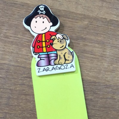 BOOKMARKS PIRATE
