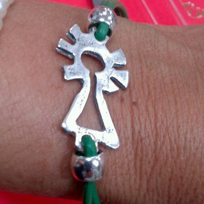 Virgin of Pilar bracelet