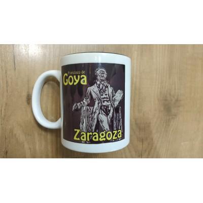 Taza de Goya